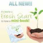 It's Time for a Fresh Start Mini Book
