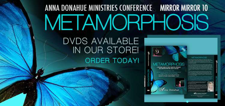 METAMORPHOSIS DVDs Available to Order TODAY!