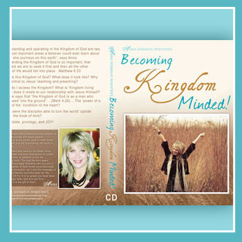 Becoming Kingdom Minded 3-CD Audio Set