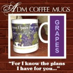 ADM Grape Coffee Mugs