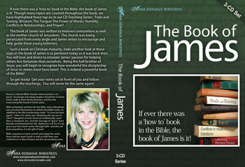 Book of James 3 CD Set
